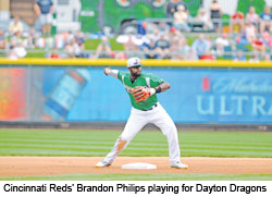 Dragons Remain a Home Run With Fans