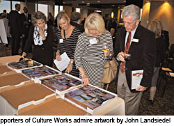 Culture Works: 40th Anniversary Meeting