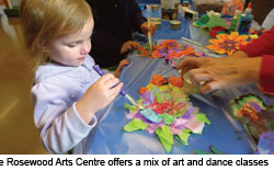 Rosewood Art Centre: Quality From the Ground Up