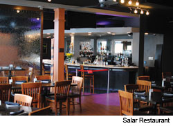 Dining: Salar Restaurant and Lounge